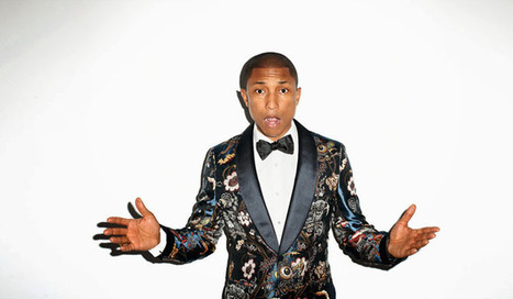 Pharrell Felt Like His First Album Had No Purpose - XXLMAG.COM | Life Is A Lobster - The Life Renewing Role Of Purpose | Scoop.it