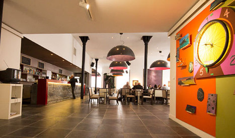 ToutMa | MundArt, restaurant-galerie | Passage & Marseille | franco-allemand | Scoop.it