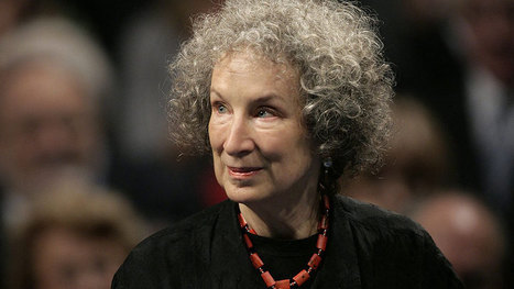 Margaret Atwood says Twitter, internet boost literacy - CBC.ca | Twitter for Teachers | Scoop.it