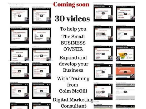Colm Mcgill - Photos du journal   Facebook   Small Business Marketing   Scoop.it