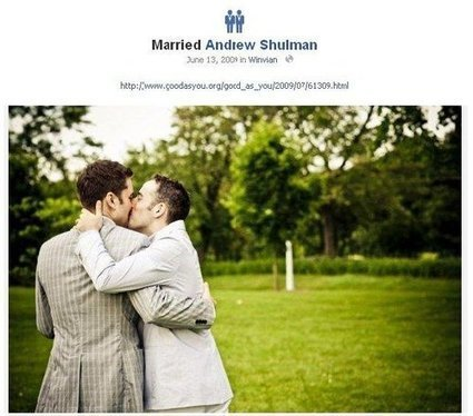 Facebook rolls out same-sex icons for gay marriage - msnbc.com (blog) | Marriage Equality in Scotland | Scoop.it