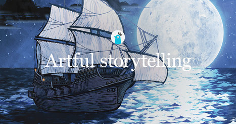 Storybird - Read, write, discover, and share the books you'll always remember. | ENGLISH IS FUN THROUGH STORIES | Scoop.it