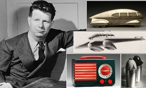 Norman Bel Geddes exhibition's designs that shaped modern America | Culture and Fun - Art | Scoop.it