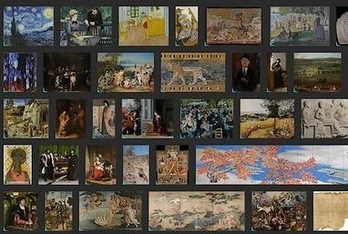 151 musées en exposition permanente sur Google | Cabinet de curiosités numériques | Scoop.it