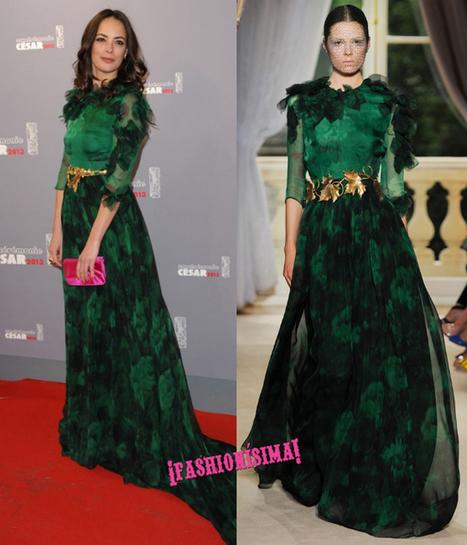 Marion Cotillard de Dior Alta Costura en los premios del cine francés y otros looks a reseñar | DShopping | Agrega tu blog de moda | DShopping | Scoop.it