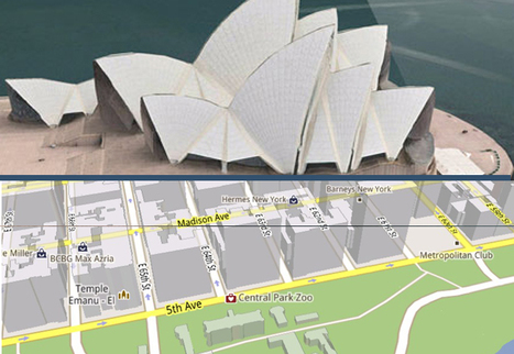 Apple vs. Google: Which Maps App Is Best? | ten Hagen on Apple | Scoop.it