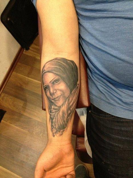 Portre | Tattoo | Scoop.it
