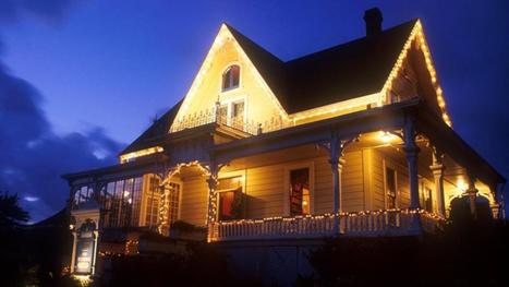 Holiday Tour: Candlelight, Historic Inns, and Mendocino County - NBC Bay Area (blog) | Mendocino County Living | Scoop.it
