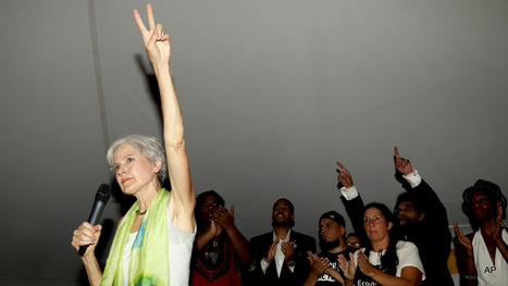 Amid #DNC Leaks Fallout, Protesters Urge #Bernie To 'Go #Green' And Root For Jill #Stein At DNC 2016 | Messenger for mother Earth | Scoop.it
