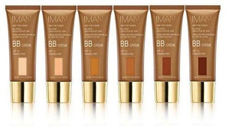 BB crème d'Iman Cosmetics: pourquoi ça cartonne? | Mon Makeup ... | BB-crèmes Veille | Scoop.it