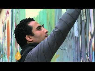 Street Art e a revolução egípcia   Ponto Eletrônico   Urban Life   Scoop.it