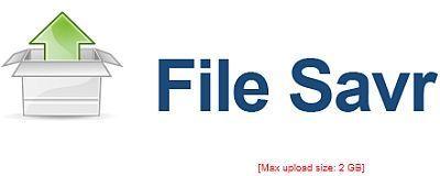 File Savr: partager des fichiers jusqu'à 2 Go | Ce qui m'intéresse | Scoop.it