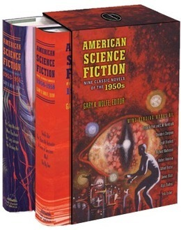 American Science Fiction, Classic Novels of the 1950's | Science Fiction Future | Scoop.it