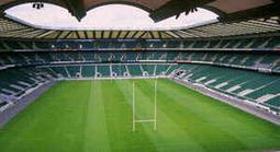Le Stade Twickenham: L'entre du rugby - RugbyUnit.com | mon rugby à moi | Scoop.it