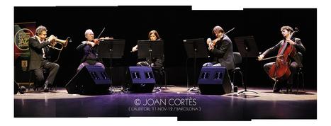 PAOLO FRESU & QUARTETTO ALBORADA / BANDES SONORES I ALTRES EXQUISITESES (Barcelona 11-11-2012) per Joan Cortès | JAZZ I FOTOGRAFIA | Scoop.it