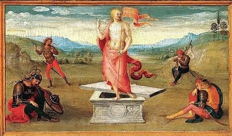 Offensé par la blancheur de Jésus sur des tableaux, il attaque le musée en justice | L'art contemporain depuis Toulouse | Scoop.it