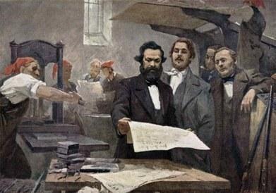 Archief Marx en Engels volledig online beschikbaar | KNAW-Nieuws | Scoop.it