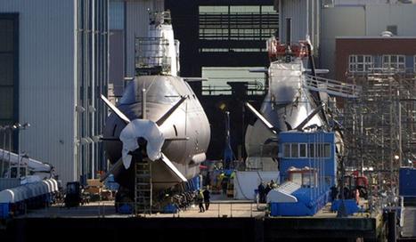 L'Arabie saoudite est prête à acheter cinq sous-marins allemands | JOURNAL LE COMMUN'ART | Scoop.it