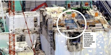 Fukushima : et si le pire était à venir ?   Nucléaire, non merci !   Scoop.it