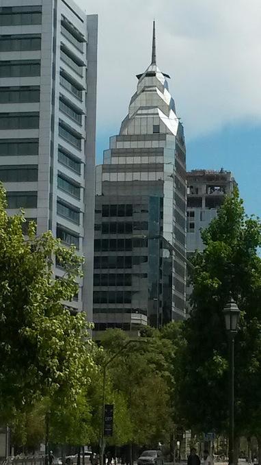 Es Manhattan? No, es Sanhattan, en Santiago de Chile! | Universo de Viajes | Scoop.it