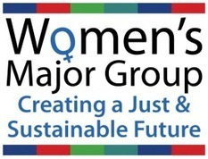 WEDO » Women's Major Group recommendations on Sustainable ... | Sustainability | Scoop.it