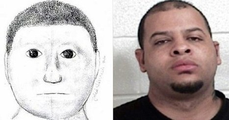 The 15 Worst Police Sketches Of All Time. | Strange days indeed... | Scoop.it