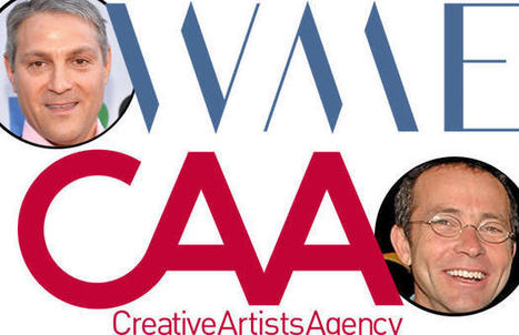 With IMG Deal, WME Surpasses CAA in Size - But at What Cost? - TheWrap | WME merge's with IMG | Scoop.it