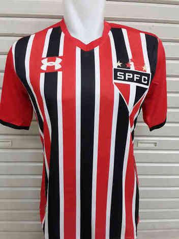 Jersey Sao Paulo Away 2015-2016 Grade ori | jersey bola original | Scoop.it