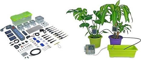 Open Garden - Hydroponics & Garden Plants Monitoring for Arduino | Open Source Hardware News | Scoop.it