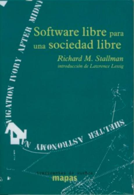 Software libre para una sociedad libre | Open Access | Scoop.it