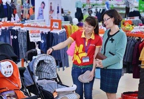 Tập đoàn Vingroup khai trương hàng loạt chuỗi siêu thị tại Hà Nội | Căn hộ Vinhomes Central Park Sài Gòn | Vinhomes Central Park | Scoop.it