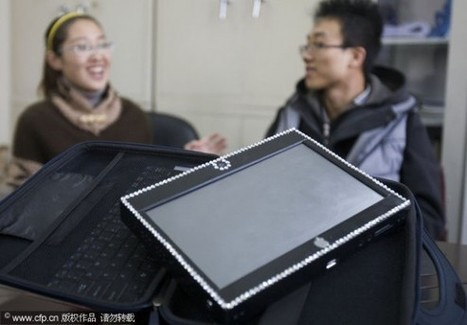 Student can't afford tablet for girlfriend, so builds her one ... - Geek.com | Gadget Shopper and Consumer Report | Scoop.it