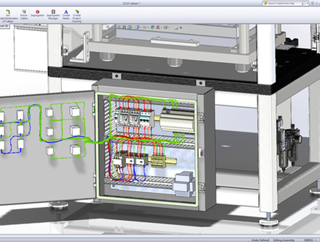 SolidWorks Electrical 3D | SolidWorks Electrical 3D Software | Electrical Design Packages | 3-D Product Design & SolidWorks vendor in Singapore | Scoop.it
