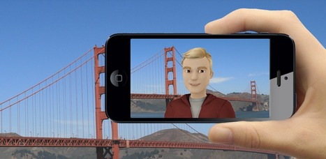 Animate Your Life | Tellagami | Into the Driver's Seat | Scoop.it