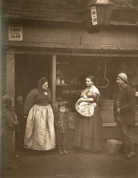 A Street Photographer of 19th Century London | What's new in Visual Communication? | Scoop.it
