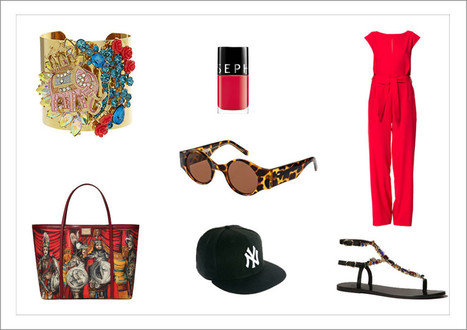 Outfit of the day: Snapbacks that rule | | Shopping | Scoop.it