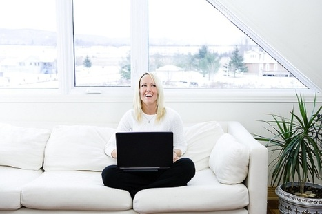 12 Ways to Stay Focused and Productive When You Work From Home | Tips and support for Online Business Entrepreneurs | Scoop.it