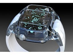 3D modelling creates sapphire case for luxury timepiece | FashionLab | Scoop.it