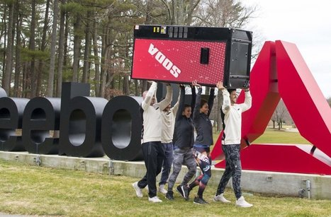 Reebok bans all soda and sugary drinks from its headquarters | Food In Healthcare | Scoop.it