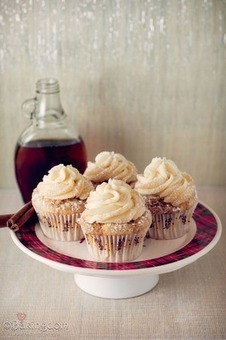 French Toast Cupcakes | Cakes & Bakes | Scoop.it