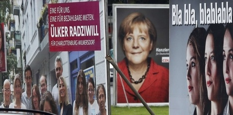 ALLEMAGNE. La transition énergétique s'invite aux élections | Appetite for Change FR | Scoop.it