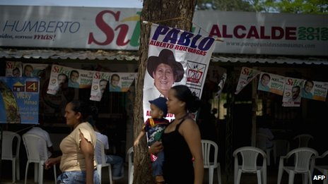 Colombia's illegal groups cast shadow over local polls   Coveting Freedom   Scoop.it