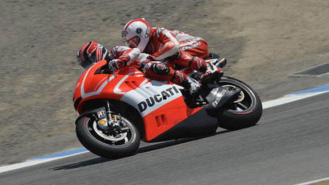 Riding the devil's own motorcycle in MotoGP | Ductalk Ducati News | Scoop.it
