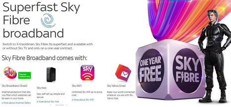 Sky Broadband - Get A Broadband Package To Suit Your Needs   Health & Digital Tech Magazine - 2016   Scoop.it