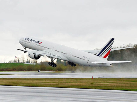 Air France ira au Panama cet hiver   logistique au panama   Scoop.it