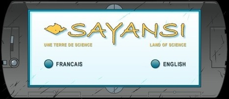 Sayansi | Serious Games & Homo Ludens | Scoop.it