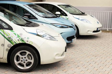 Véhicules électriques : l'impossible changement de paradigme ? | Ecoparc mobilité | Scoop.it