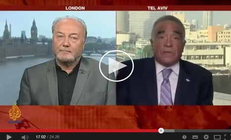 George Galloway Tells Israeli General 'The Gangster Terrorist State of Israels' Days Are Numbered - Educate Inspire Change | Saif al Islam | Scoop.it