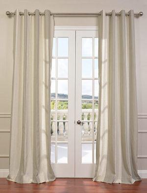 Veranda Linen Blend Curtains | window curtains | Scoop.it