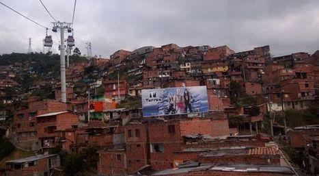 A Medellin, l'urbanisme social contre la criminalité | Slate | Ville et violences | Scoop.it